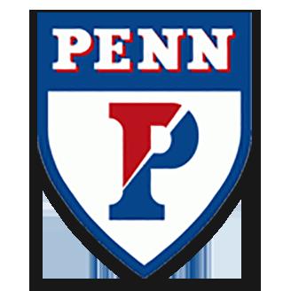 Penn Basketball logo