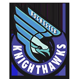 Rochester Knighthawks logo