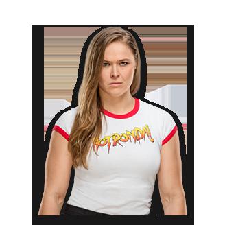 Ronda Rousey logo