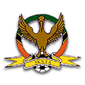 Saint Kitts and Nevis (National Football) logo