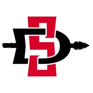 San Diego State Basketball logo