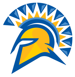 San Jose State Basketball logo