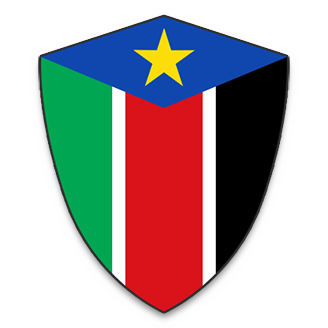 South Sudan (National Football) logo