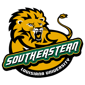 Southeastern Louisiana Basketball logo