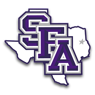 Stephen F. Austin Basketball logo