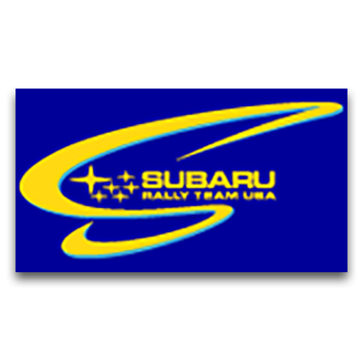 Subaru Rally Team USA logo