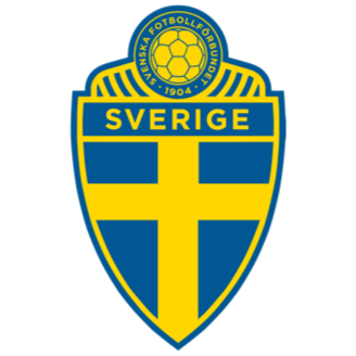 Sweden (Women's Football) logo