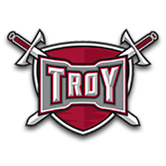 Troy Trojans Football logo