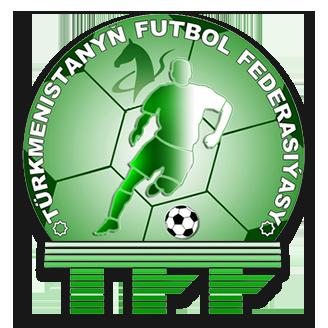 Turkmenistan (National Football) logo