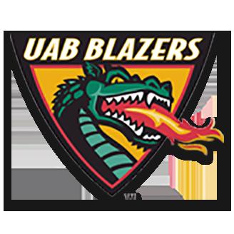 UAB Basketball logo