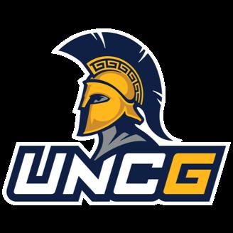 UNC-Greensboro Basketball logo