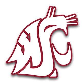 Washington State Basketball logo
