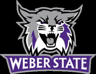 Weber State Basketball logo