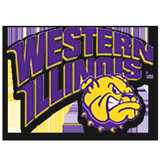Western Illinois Basketball logo