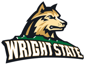 Wright State Basketball logo