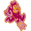 Arizona State Basketball logo