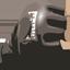 Fighting logo