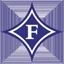 Furman Football logo