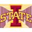 Iowa State Basketball logo