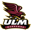 Louisiana-Monroe Basketball logo