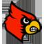 Louisville Cardinals Basketball logo