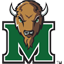 Marshall Football logo