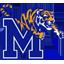 Memphis Tigers Football logo