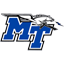 Middle Tennessee State Football logo