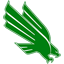 North Texas Basketball logo