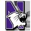 Northwestern Basketball logo