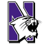 Northwestern Football logo
