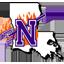 Northwestern State Basketball logo