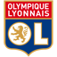 Lyon, France Olympique Lyonnais logo