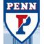Penn Football logo