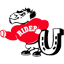 Rider Basketball logo