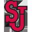 St John's Basketball logo