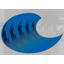Texas A&M-CC Basketball logo