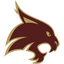 Texas State Basketball logo