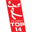 Top 14 Rugby logo