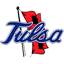 Tulsa Golden Hurricane Basketball logo
