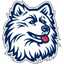 UConn Football logo