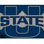 Utah State Basketball logo