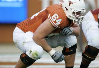 Texas Longhorns Insider: A Look Back at the Offensive Line