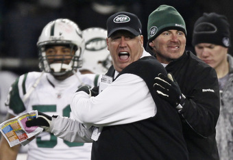 Rex Ryan has turned the Jets into New York's top sports story.