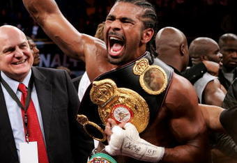 Will Haye take the easy way out as he winds down his career?