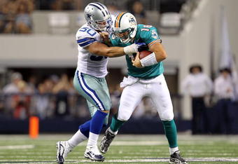 2011 Dallas Cowboys: Will They Benefit From a Players Lockout?