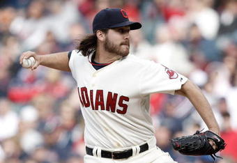 Cleveland closer Chris Perez is one of the best in the game.