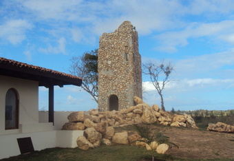 The setting of Royal Isabela is one of preservation and respect of the folks who have come before.