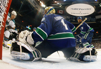 Roberto Luongo: Solid and spectacular