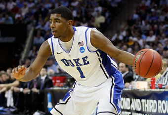 Kyrie Irving is the favorite to be the #1 Draft pick for now but will Derrick Williams enter the discussion soon?